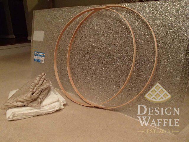 Diy chandelier drum shade great idea pinterest diy diy chandelier drum shade mozeypictures Choice Image