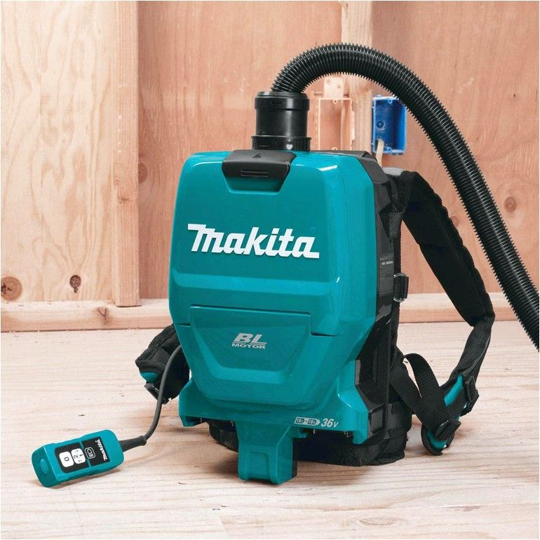 Dewalt Battery Powered Backpack Vacuum Backpack Vacuum Vacuums Makita Tools