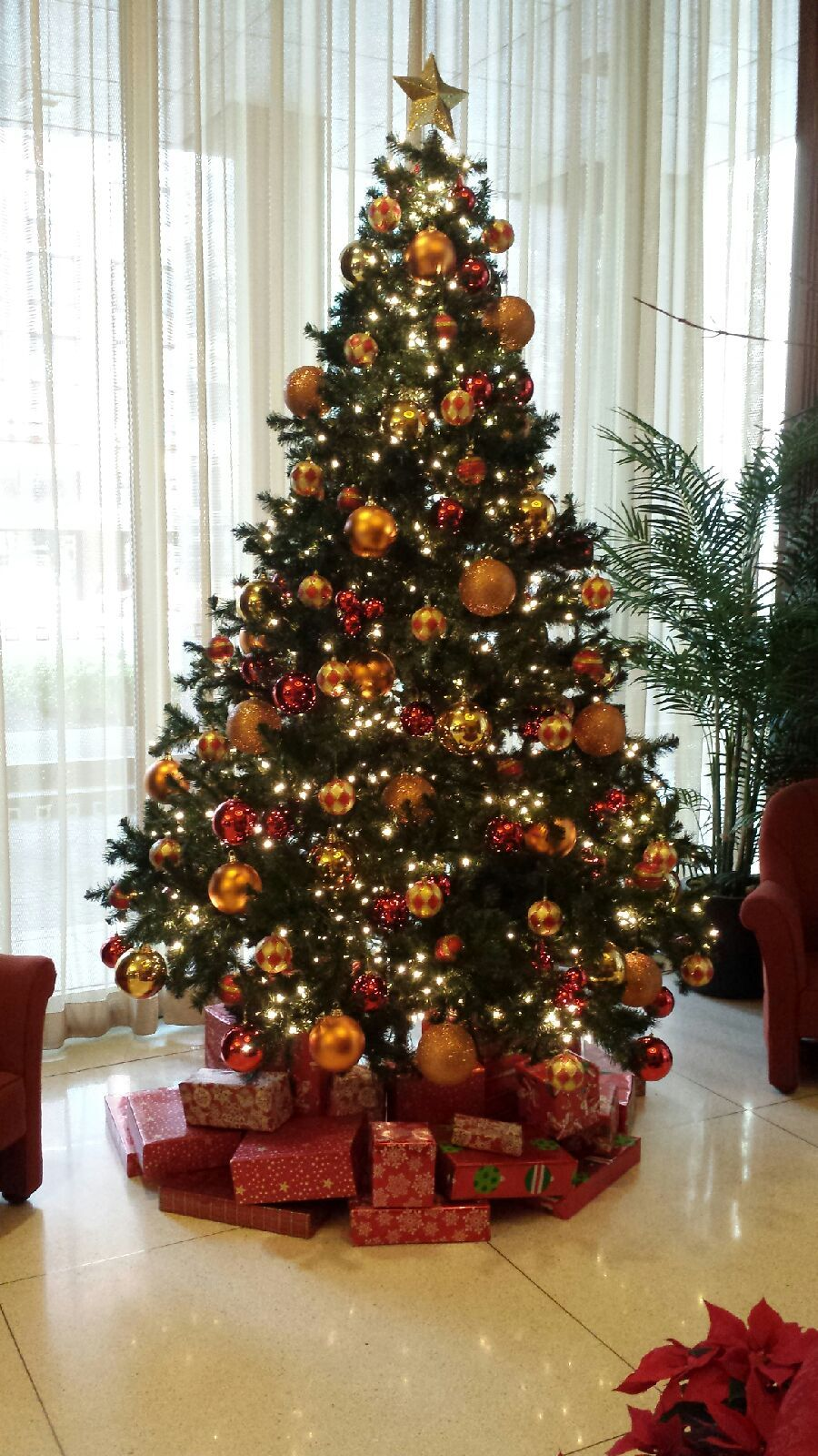 One of our Christmas Tree designs - we can make your #NYC holiday ...