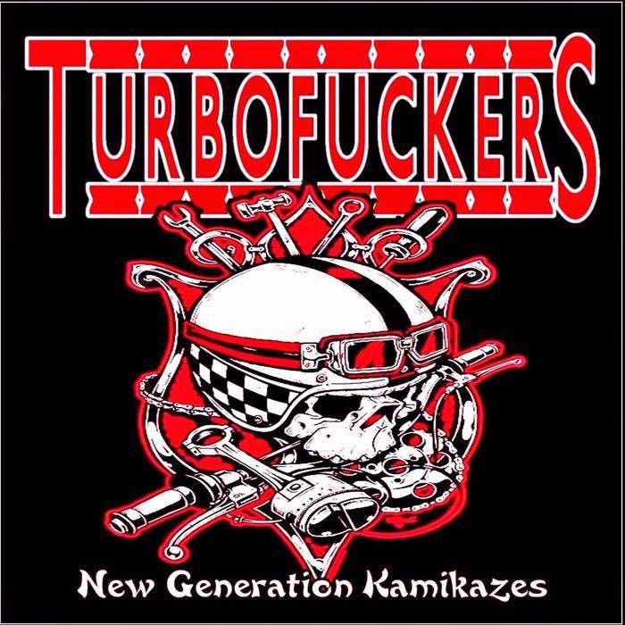 """TURBOFUCKERS presenta su EP presentación """"New generation kamikazes"""""""