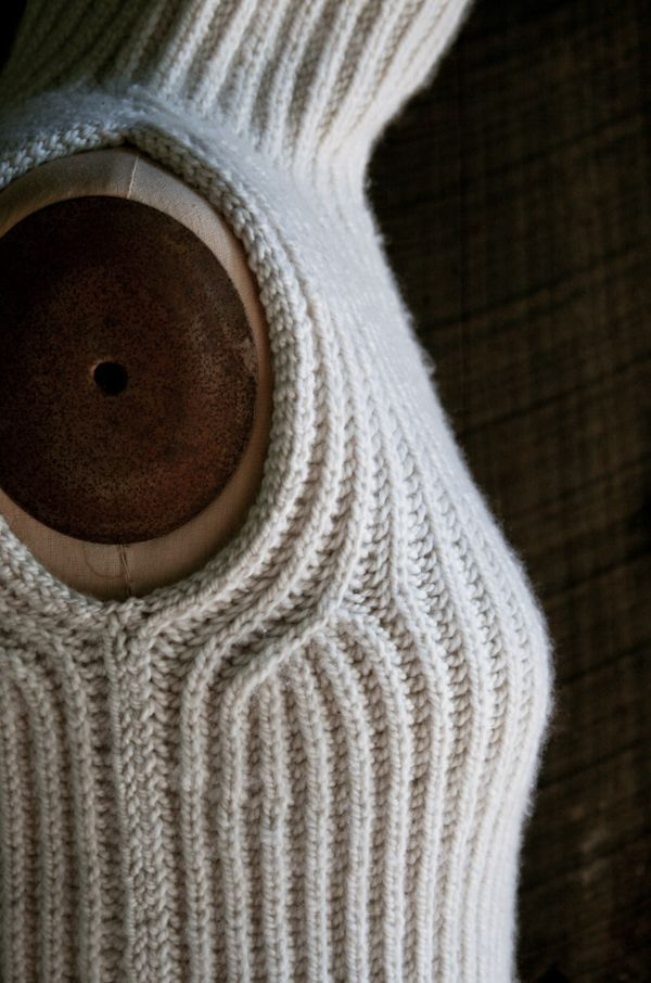 Laura\'s Loop: Brioche Vest - The Purl Bee | Knits | Pinterest ...
