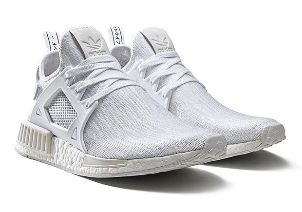 Fecha de lanzamiento de zapatillas adidas NMD XR1 blanco BAR BAR BAR Detroit adidas e40691