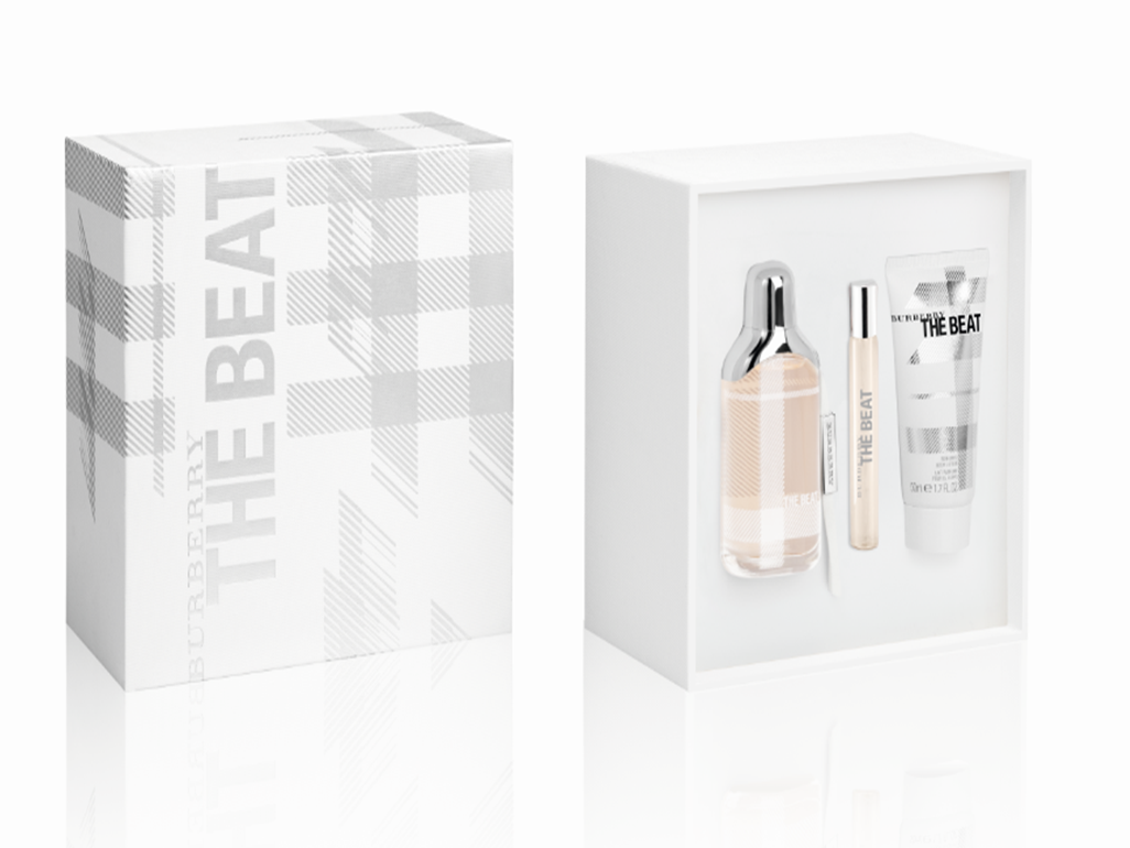 Coffret The Beat de BURBERRY