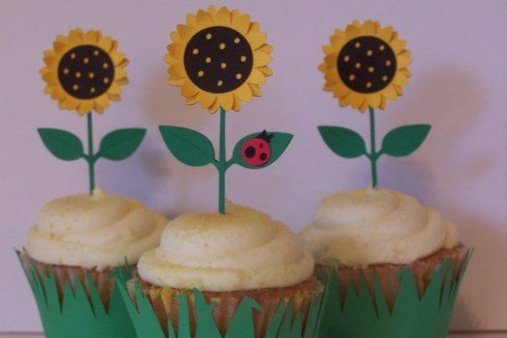 Sunflower Cupcake Toppers and Wrappers by BabyShowersBoutique, $10.50 #sunflowercupcakes Sunflower Cupcake Toppers and Wrappers by BabyShowersBoutique, $10.50 #sunflowercupcakes Sunflower Cupcake Toppers and Wrappers by BabyShowersBoutique, $10.50 #sunflowercupcakes Sunflower Cupcake Toppers and Wrappers by BabyShowersBoutique, $10.50 #sunflowercupcakes