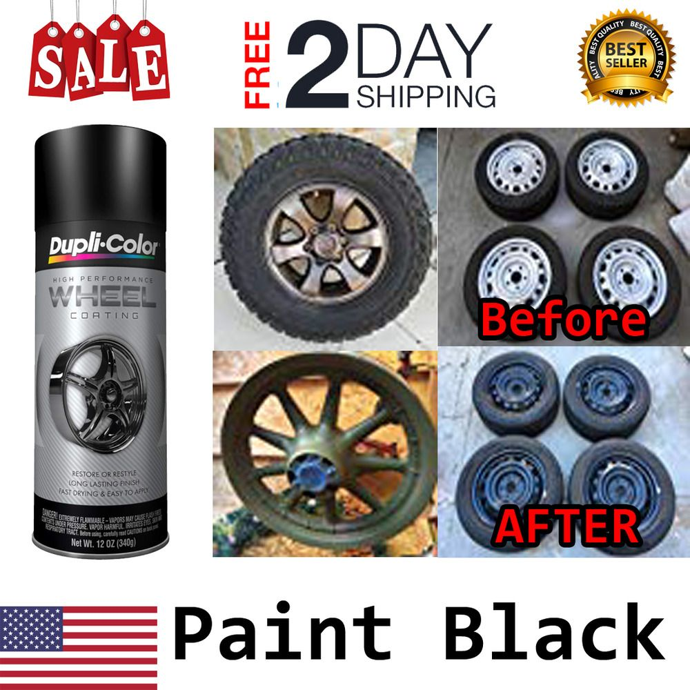 Coating Dip Plasti Paint Spray Car Rubber Color Black