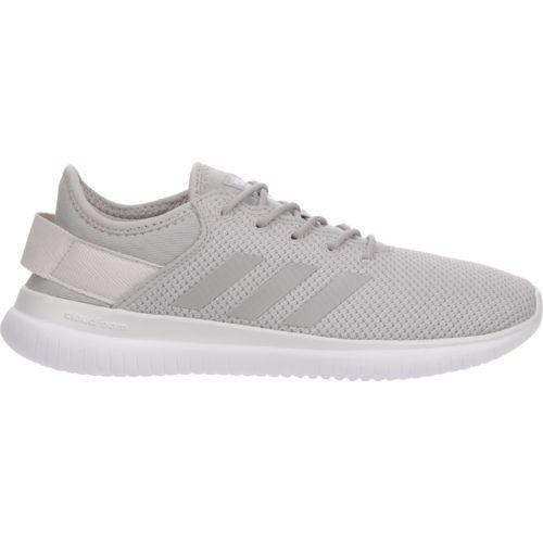 ed69c3c7514b04 Adidas Women s Neo Cloudfoam QT Flex Training Shoes (Grey Two Crystal  White