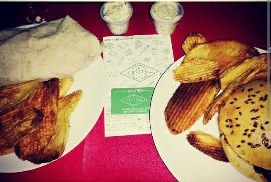 Cosits&Co. Las mejores hamburguesas de Belgrano.