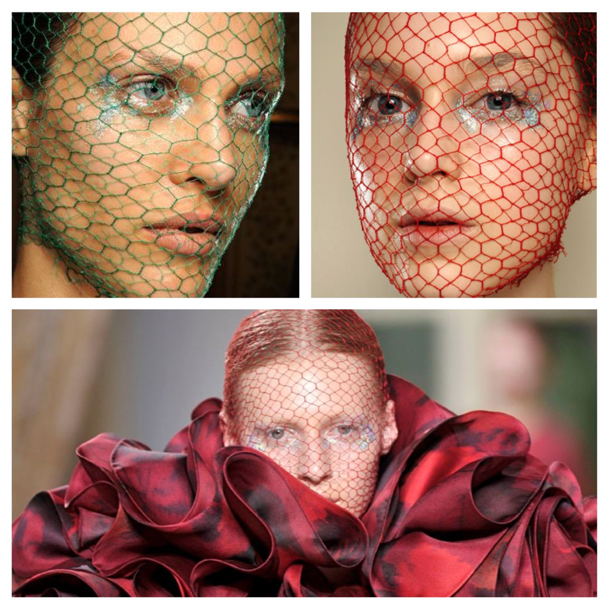 Giambattista Valli Fall 2012 Couture Beauty, Val Garland ...
