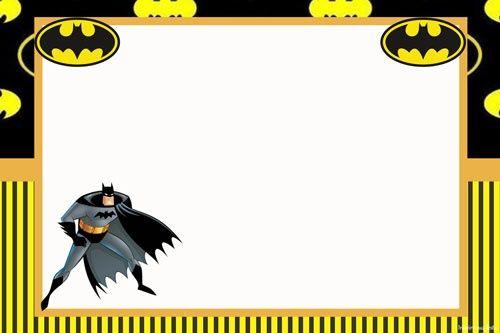 Decoración de Batman para cumpleaños Batman Party Pinterest Batman, Batman party and