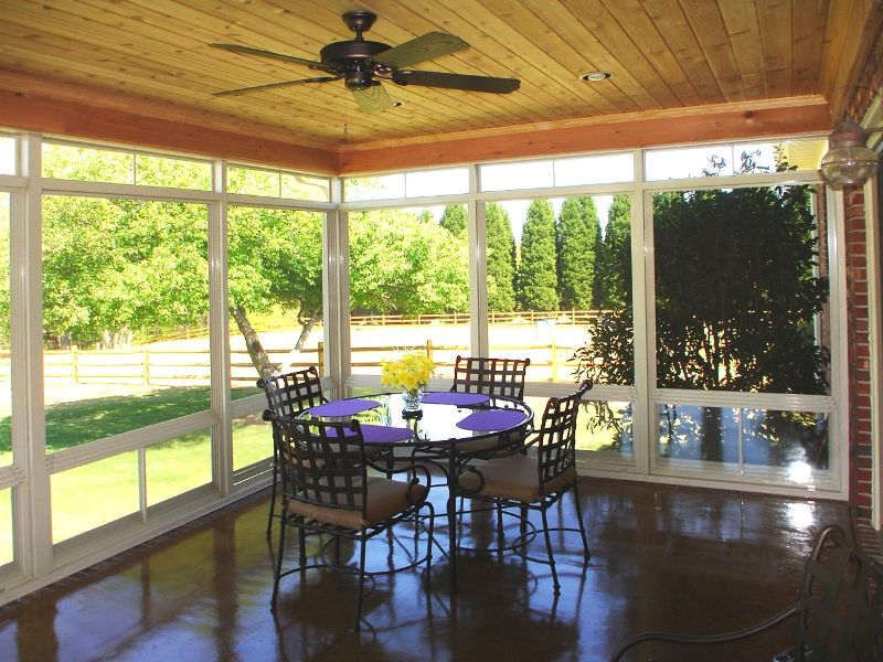 Eze Breeze Porches | Charlotte NC   Porches U0026 Sunrooms | Eze Breeze | Our