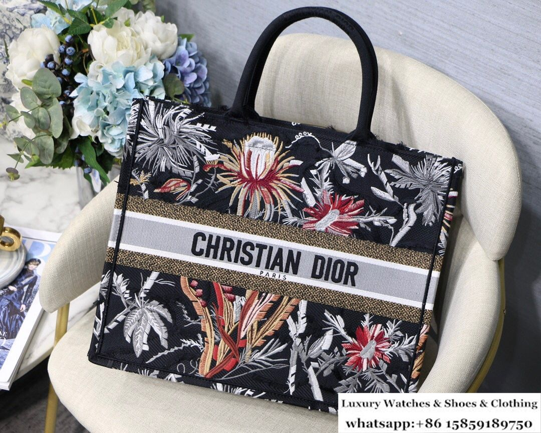 Dior book tote christian dior bags chanel shopping tote
