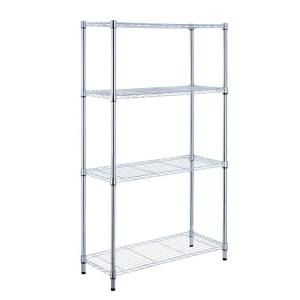 HDX 4 Shelf 36 In. W X 14 In. L X 54 In. H Storage Unit