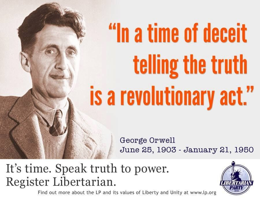 george orwell s politics and the english Source: [] the great  enemy of clear language is insincerity when there is a gap between one's real.