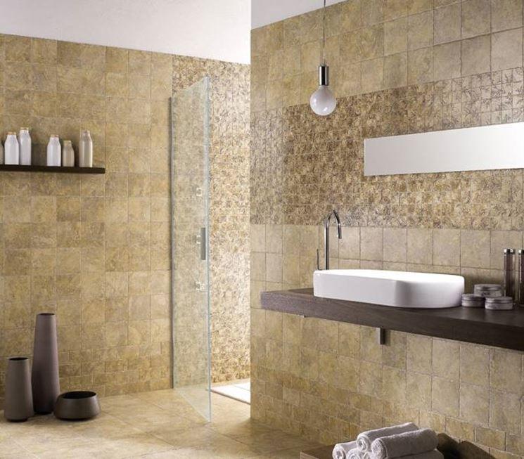 Piastrelle gres porcellanato - Pavimenti in Ceramica | bagno ...