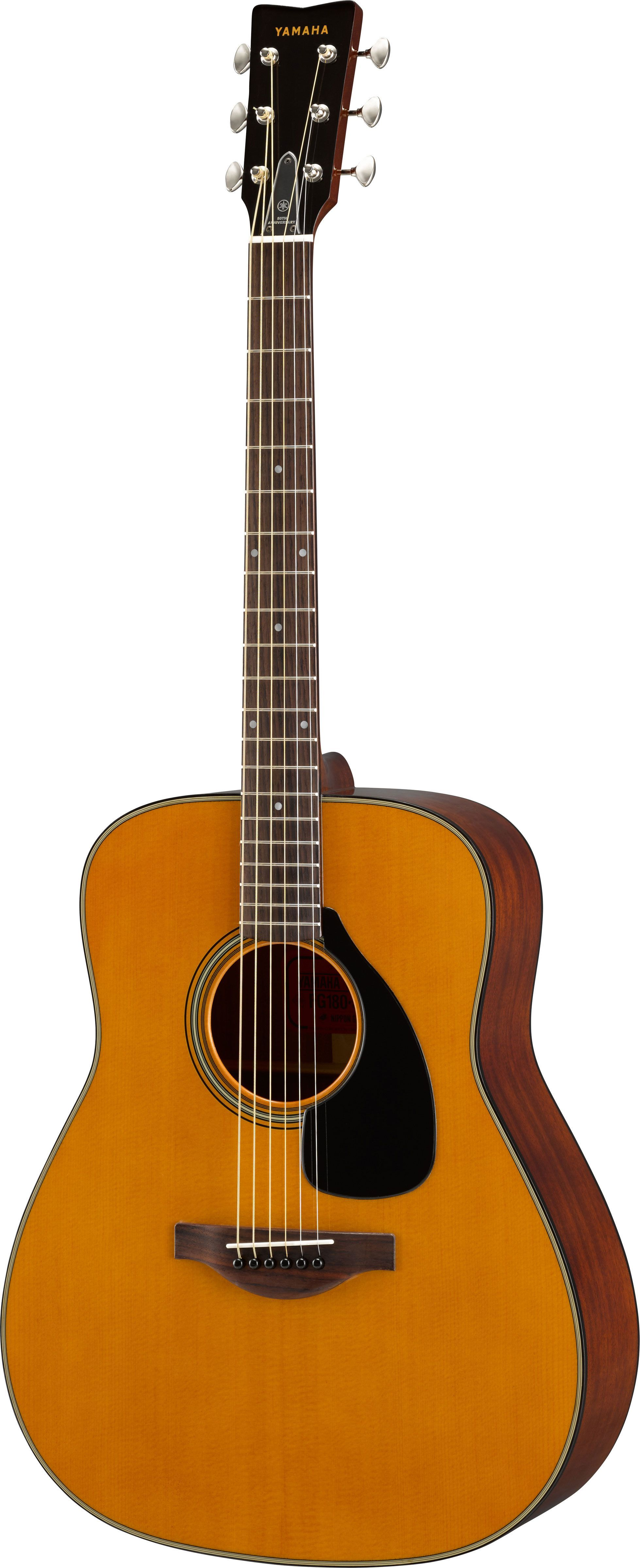 Fg180 50th Yamaha Acoustic Guitar Due To The Strong Response From Fans Even Today Yamaha Used Yamaha Acoustic Guitar Taylor Guitars Acoustic Yamaha Acoustic