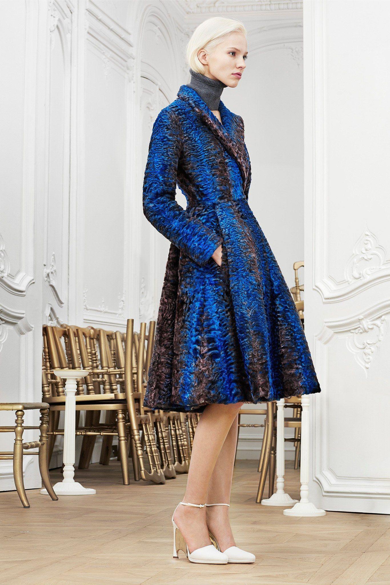 Christian Dior Pre-Fall 2014 Fashion Show