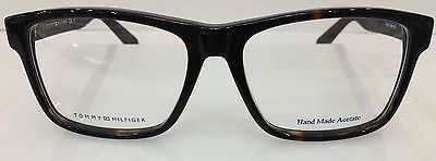 Tommy Hilfiger TH1237 Color GPS Tortoise Plastic Eyeglasses Frame 54mm 16mm  140m Tommy Hilfiger, Glasögon 470b0274eb