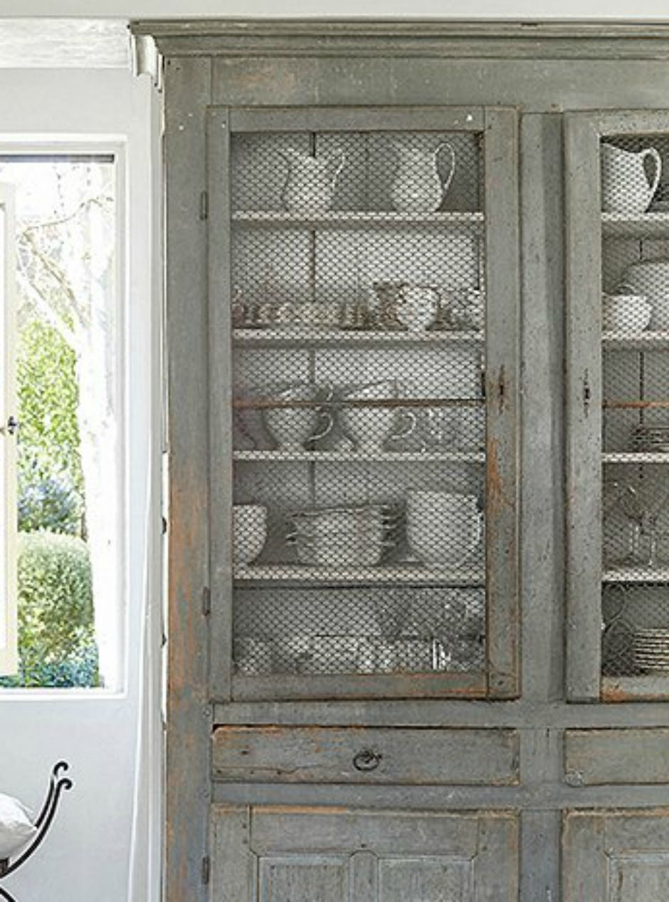 Hello Lovely Inspiration For Interiors In 2020 Country Cupboard Modern Vintage Decor Rustic Industrial Decor
