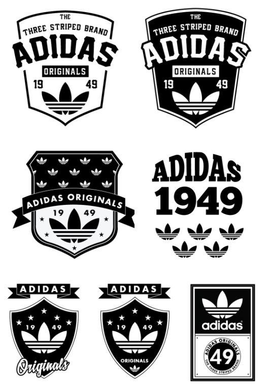 Adidas Originals Since 1949 Logo Vector Free Logopik  Logopik
