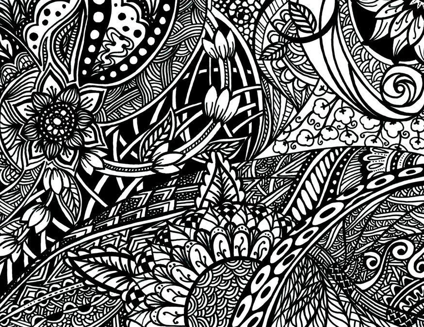 Zentangle Inspired Illustration Contest! by Terbitbasuki