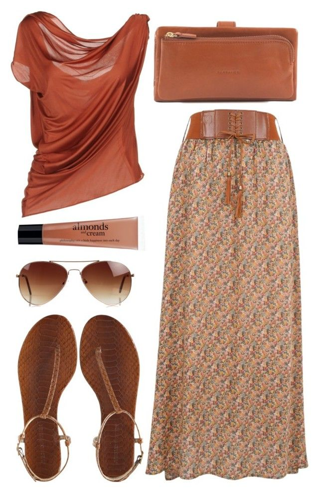 """Maxi Skirt Contest"" by helenevlacho ❤ liked on Polyvore featuring La Petite S*****, Rut&Circle, RABEANCO, Avec Modération, philosophy, women's clothing, women, female, woman and misses"