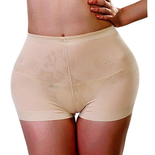 3d7c0ebf8593 Padded Inside Butt Lifting Sexy Booty Push Up Thigh Slimmer Control Panty  Shaper 3XL23 Days Delivery Beige23 Days Delivery -- Check this awesome  product by ...