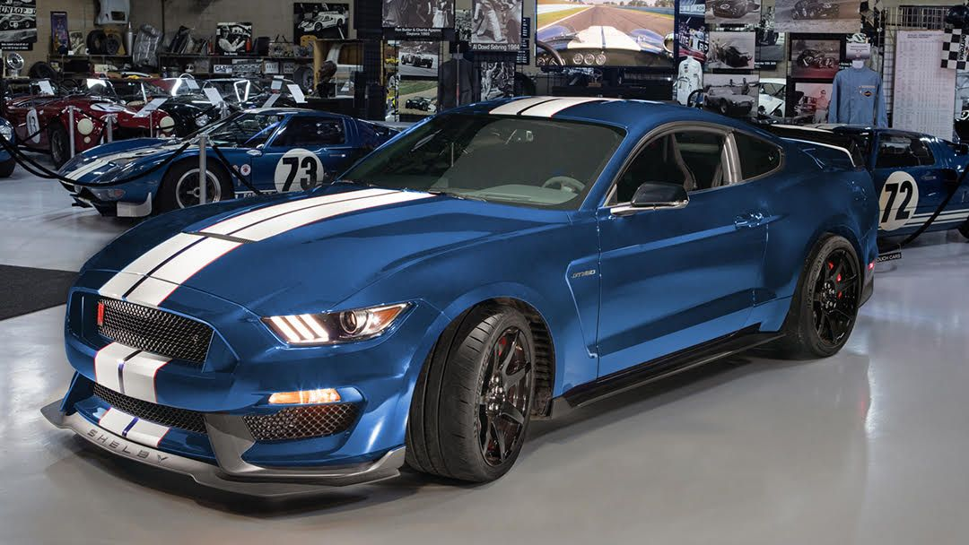 Shelby American Collection Ford Mustang Shelby Gt350r Ford