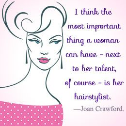 35 famous hairstylist quotes joe robinson official web site i 35 famous hairstylist quotes joe robinson official web site urmus Choice Image