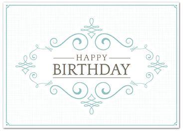 business birthday cards employee birthday cards - Business Birthday Cards