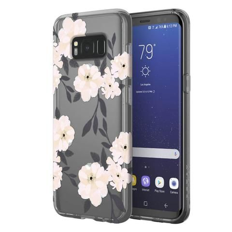 samsung s8 plus case flower