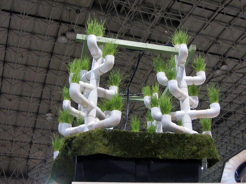 PVC Pipe Planter — Crafthubs | Garden | Pinterest | Pvc pipe ...