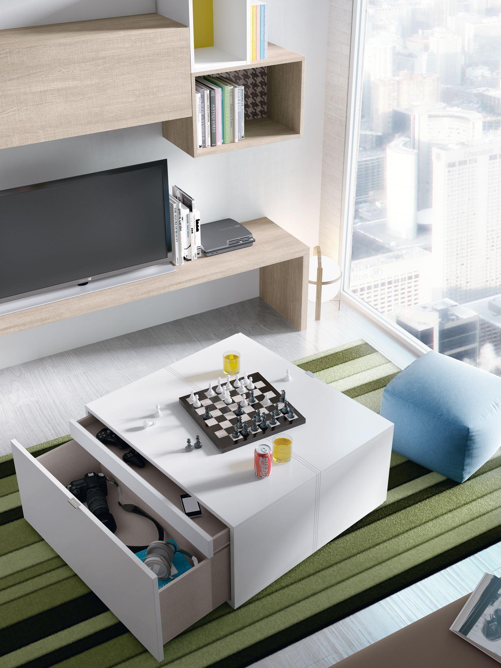 Convierte Tu Sal N En Lo Que Quieras Muebles M Viles Que Cambian  # Muebles Moviles
