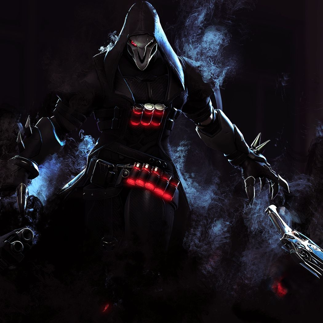 Reaper Overwatch Overwatch Reaper Overwatch Wallpapers Overwatch