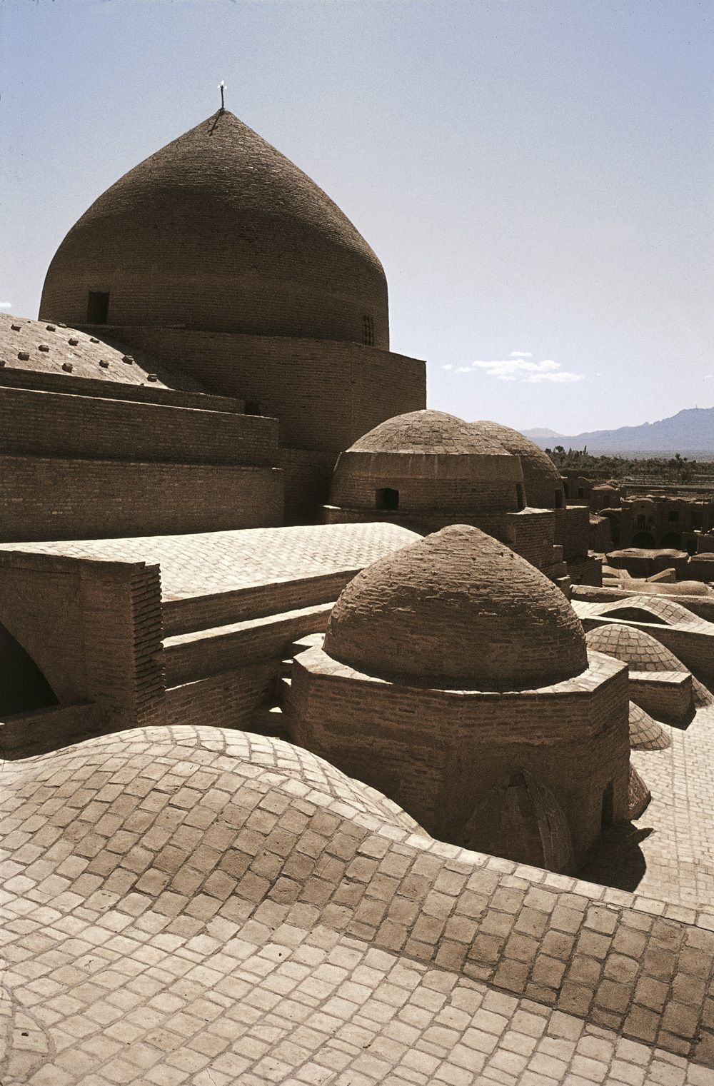 Friday Mosque, Ardestan, Iran (11th century)