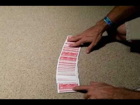 pick a card trick
