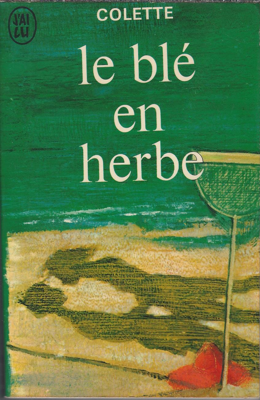 Le Blé En Herbe Colette : herbe, colette, Herbe, Colette, Livres, Lire,, Herbe,, Roman