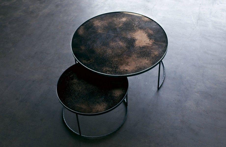 Nesting Coffee Tables Van Notre Monde Bijzettafel Salontafel