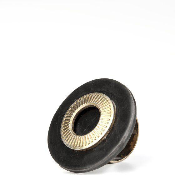 Anello Top Gear Collection - oro