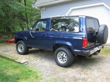 1985 Ford Bronco Ii Ford Bronco Ford Bronco Ii Bronco Ii