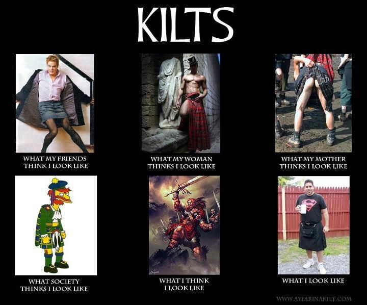 Funny Kilt Wear Kilt Funny Men In Kilts Kilts Funny Kilt