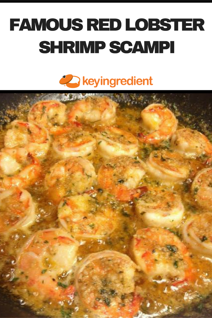 Photo of Famous Red Lobster Shrimp Scampi Recipe