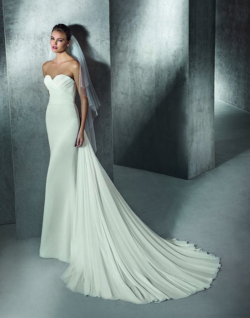 Outstanding Vestidos De Novia St Patrick Pattern - All Wedding ...