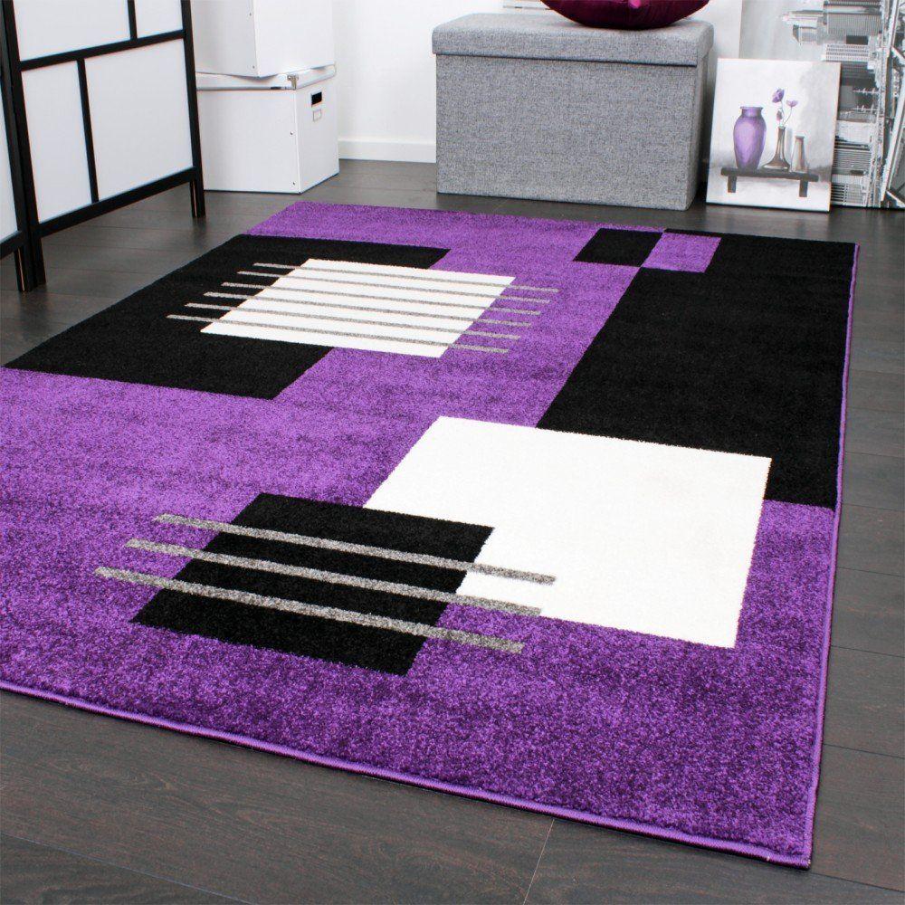 redoutable tapis de salon violet | Tapis de salon | Salons violet ...