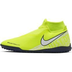 Photo of Nike Phantom Vision Academy Dynamic Fit Tf Fußballschuh für Kunstrasen – Gelb Nike