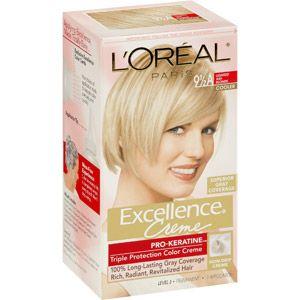 Beauty In 2020 Loreal Paris Dyed Blonde Hair Keratin