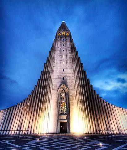 Gothic Church Modern