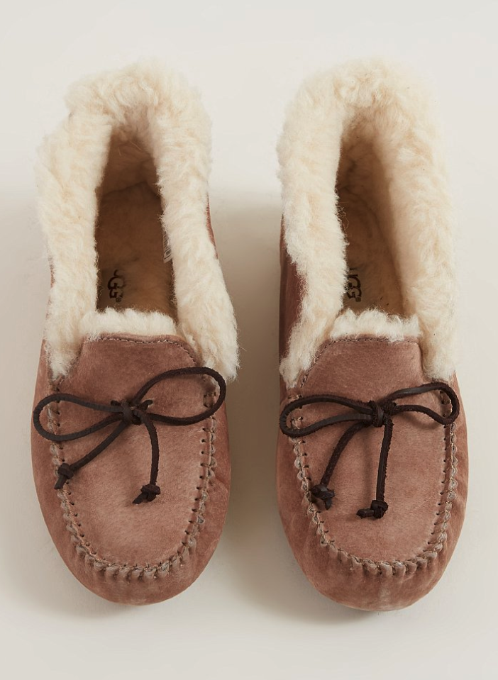 eb285dd3800 Christmas Gifts for Women : Ugg Alena Slipper | Buckle | Women's ...