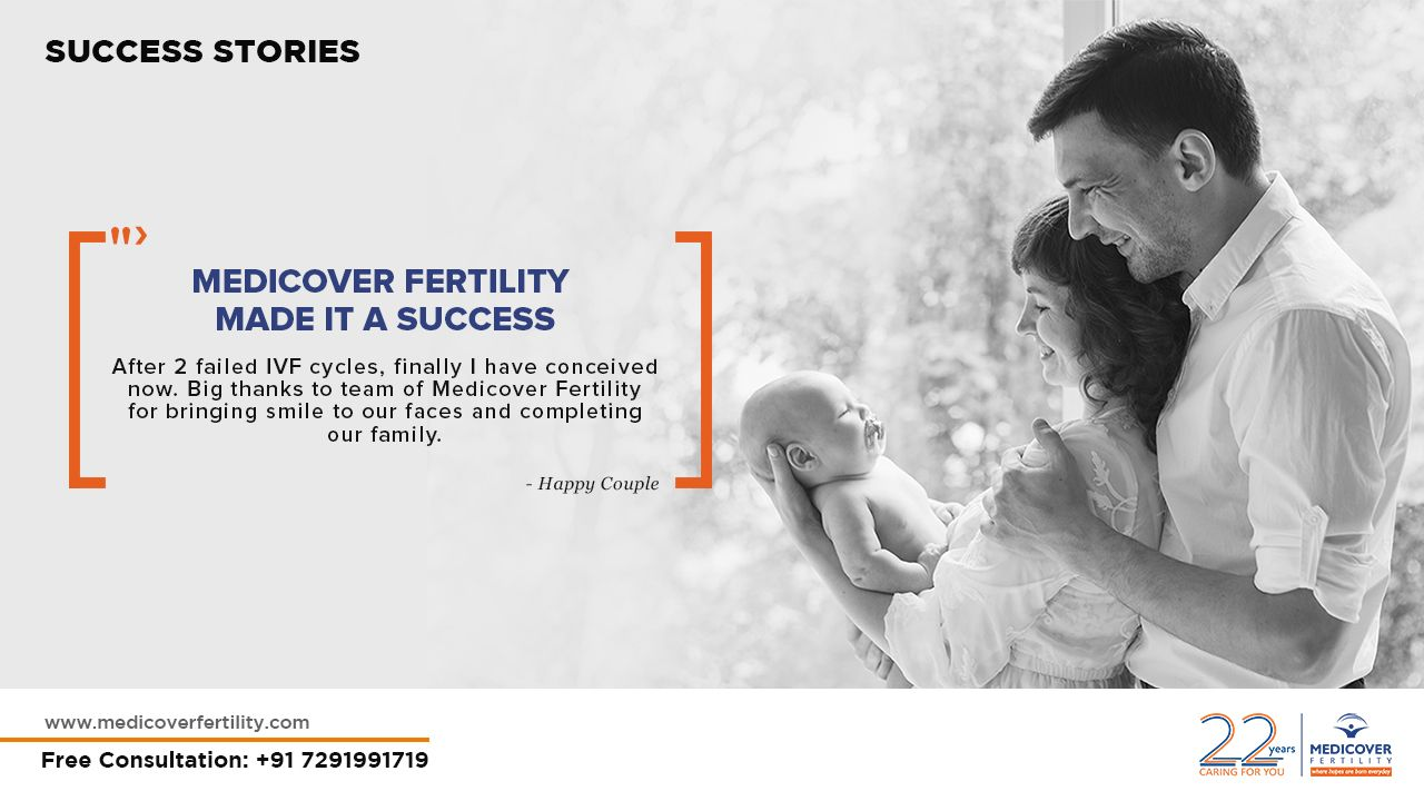 Medicover Fertility Made It A Success After 2