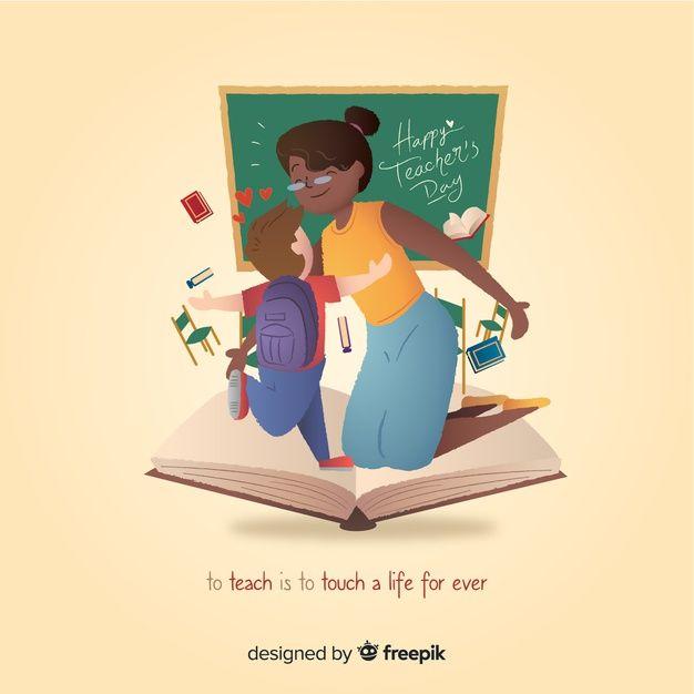 World S Teacher Day Illustration World Teacher Day Teachers Illustration World Teachers