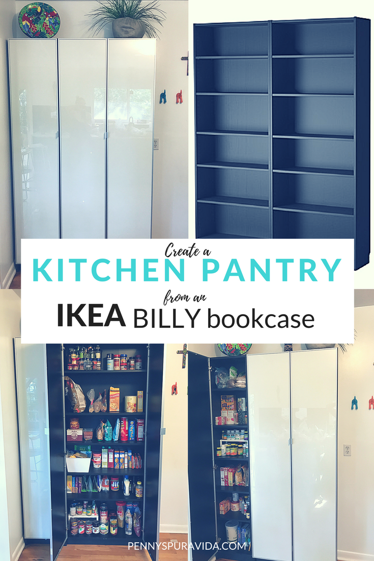 Create Stunning Affordable Kitchen Storage With Ikea Billy